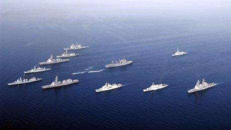 Rosyjska Armada Z Arabi Saudyjskiej Na Antarktydę