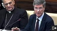 J. Sachs In Vatican