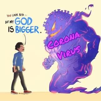 Coronawirus i Bog