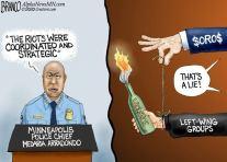 Soros And Violence